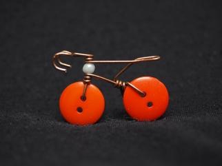 Carrera orange red